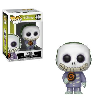 POP! Vinyl - The Nightmare Before Christmas - Barrel #408
