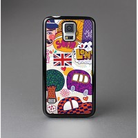 The Vector London England Sketchbook Skin-Sert Case for the Samsung Galaxy S5