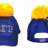 joeToga.com Sorority Pom Ball Cap