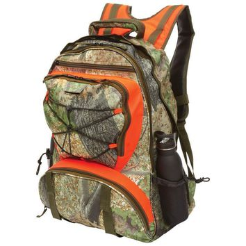 Invisible Camo Water-Resistant Backpack