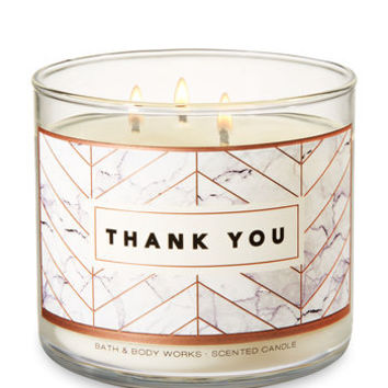 MERCI PARIS3-Wick Candle
