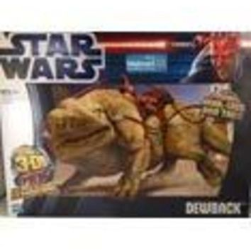 ONETOW Star Wars 2012 Exclusive Episode I Vehicle Dewback
