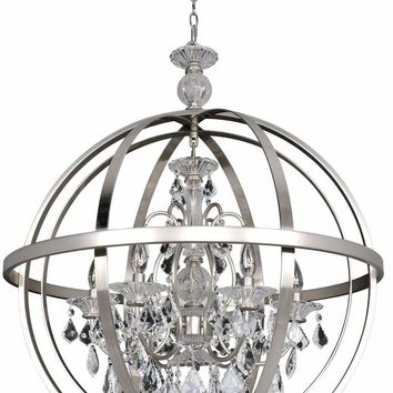 Catel 6 Light Chandelier