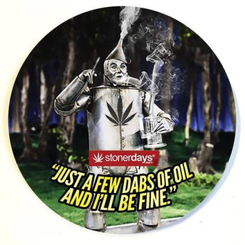 TINMAN DABS OF OIL DAB MAT