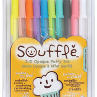 Sakura Souffl? 3-D Paint Pens - BLICK art materials
