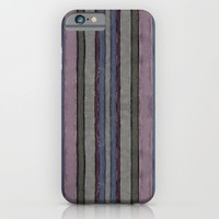 Baroque lines iPhone & iPod Case by Tony Vazquez