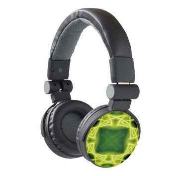 Green Boxes Headphones
