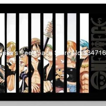 One Piece mousepad anime cartoon family portrait gaming mouse pad gamer large notbook computer mouse mat 8 size gear mouse pad
