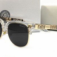 DCCKCO2 Versace Women Fashion Popular Shades Eyeglasses Glasses Sunglasses [2974244461]