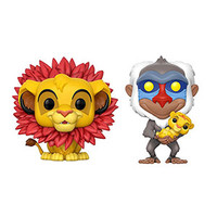 Funko POP! The Lion King Vinyl Figures
