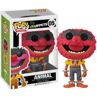 Funko POP! Muppets Vinyl Figure - ANIMAL (4 inch): BBToyStore.com - Toys, Plush, Trading Cards, Action Figures & Games online retail store shop sale