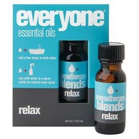 Everyone Relax Aromatherapy Essential Oil - 0.45 oz