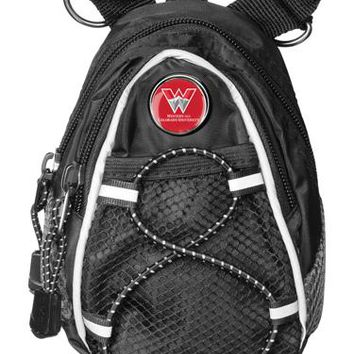 Western State Colorado University Mountaineers Mini Day Pack
