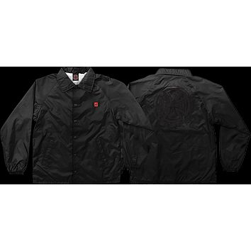 Independent Chadwick Coach Windbreaker XL Black