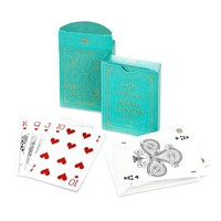 Misc. Goods Co. Green Playing Cards