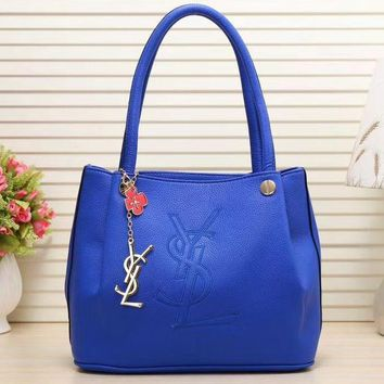 DCCKHV3 shosouvenir  YSL Women Shopping Bag Leather Satchel Handbag Shoulder Bag