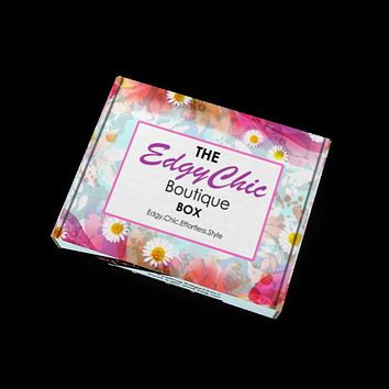 The EdgyChic Boutique Box!