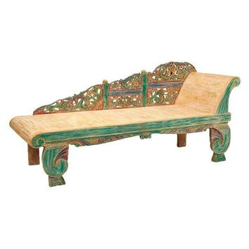 Pre-owned Happy Landings Reclaimed Wood Day Bed