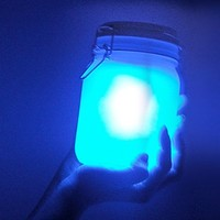 Sun jar Blue :: Lights :: InnovaToys
