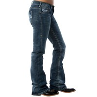 Women's Cowgirl Tuff Don't Fence Me In Jeans