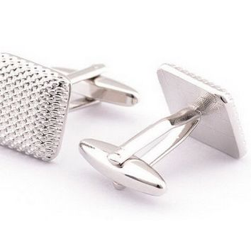 Unique Wedding Groom Men Cuff Links