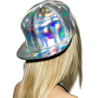 Intergalactic Hologram Hat