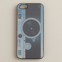 3D Camera iPhone Cover - World Market