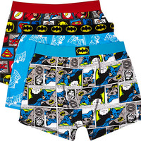River Island Boys blue Batman 3 pack underwear