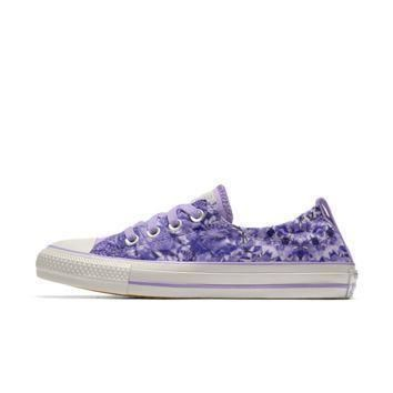 the converse custom chuck taylor all star shoreline women s slip on shoe