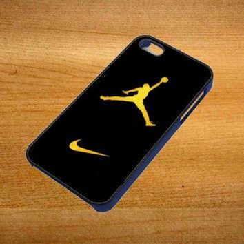 VONR3I Air Jordan Jump Man Air Design For iPhone 4 / 4S Case *76*