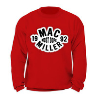 Mac Miller Official Store | Mac Miller Sweatshirt