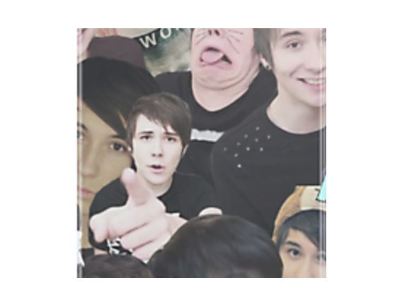 danisnotonfire collage
