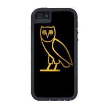 OVOXO Hoodie, Owl for iphone 5s case