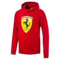 Ferrari Men's Big Shield Hoodie, buy it @ www.puma.com