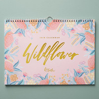 Wildflower 2018 Appointment Calendar