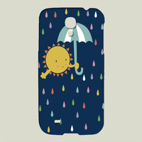 Sun Shower Galaxy case by kathrinlegg on BoomBoomPrints