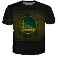 Golden state warriors tee 1