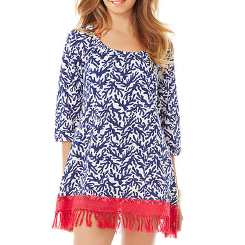 Lilly Pulitzer Alia Beach Cover-Up