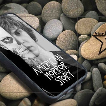 American Horror Story iPhone Case, iPhone 4/4S, 5/5S, 5c, Samsung S3, S4 Case, Hard Plastic and Rubber Case By Dsign Star 08