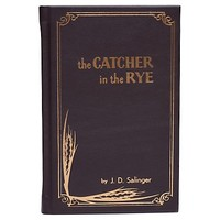 Catcher in the Rye, Leather Bound