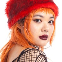 PRE-ORDER: Stand the Heat Faux Fur Hat