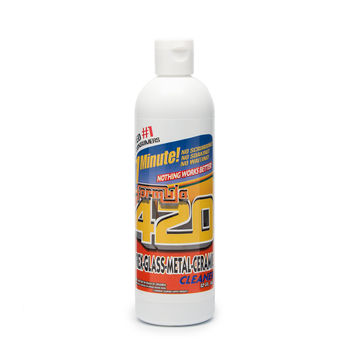Formula 420 - Glass Bong and Pipe Cleaner - 12 Oz.