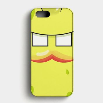 Spongebob Tooth iPhone SE Case
