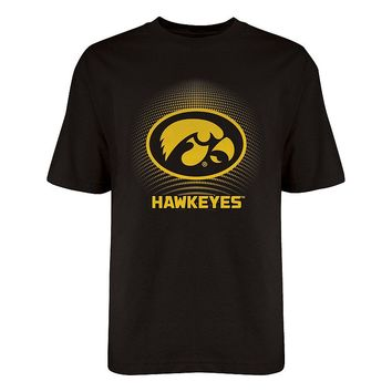 Iowa Hawkeyes Dot Matrix Tee