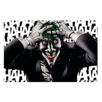 DC Comics The Joker HAHA Poster