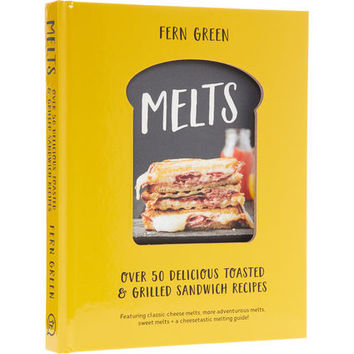 Melts Grilled Sandwich Recipe Book - Food Gifts - Gifts - TK Maxx
