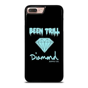 BEEN TRILL DIAMOND BLACK iPhone 8 Plus Case Cover