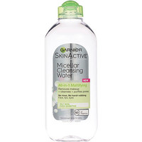 SkinActive Micellar Cleansing Water All-in-1 Mattifying