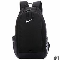 NIKE Tide brand fashion wild men and women models couple backpack sports travel leisure bag #1