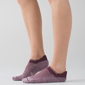 heels high studio sock | women's socks & underwear | lululemon athletica